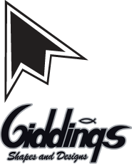 Giddings, Shapes and Designs