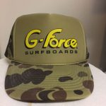Camouflage G-Force hat