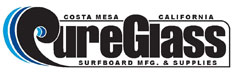 Pure Glass Surfboard MFG. & Supplies